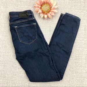 Big Star Alex Dark Wash Skinny Jeans